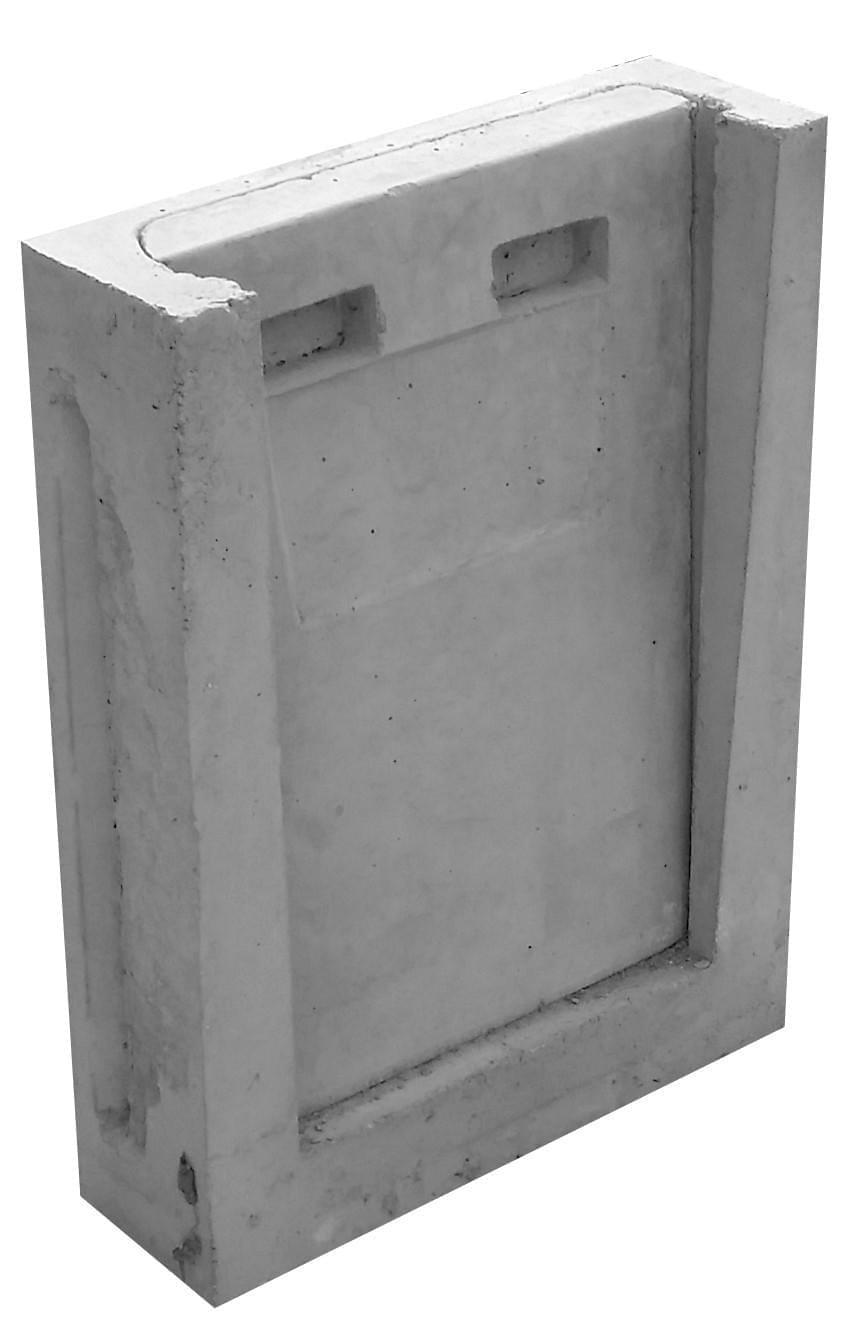Compuerta rectangular