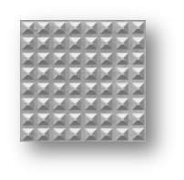 punta diamante 20x20