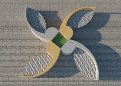 Diseños a medida en hormigón según las especificaciones de nuestros clientes
