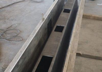 Moldes para piezas de hormigón a medida